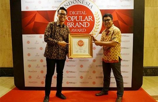Raih Indonesia Digital Popular Brand Award 2016, Federal Oil Pelumas Dengan Popularitas Tinggi