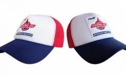 Trucker Cap Official Merchandise FOGM2, Produksi Indonesia, Sudah Dijual Bebas