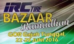 Federal Oil Tebar Diskon di IRC Tire Bazaar Ramadhan