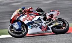 Moto2 Assen Belanda, Sam Lowes Finish Keempat