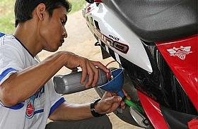 Pulihkan Performa Motor Setelah Dipakai Mudik