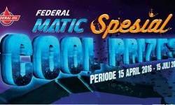 Federal Matic Spesial Cool Prize, Tunggu Pengumuman Pemenangnya