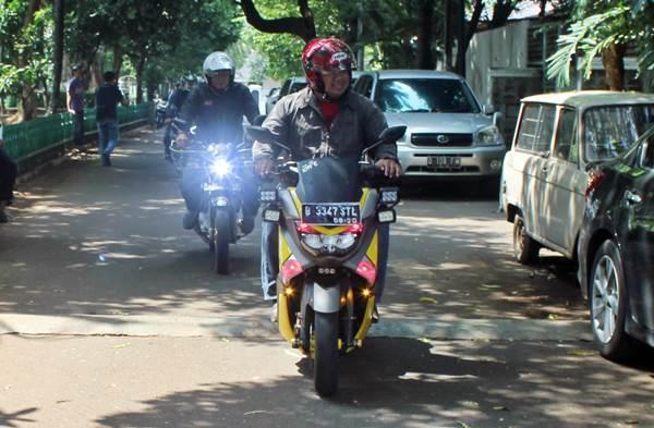 Sentuh 5.000 Kilometer, Federal Matic Buktikan Ketangguhannya Melumasi Mesin Yamaha NMax