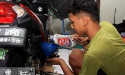 Federal Matic Buat Honda Beat Makin Responsif
