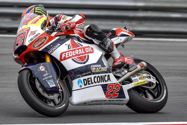 Sam Lowes Belum Temukan Jurus Melahap Tikungan Kedua Moto2 Austria