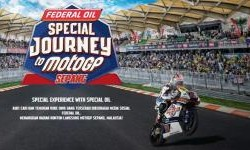 Federal Oil Special Journey to MotoGP Sepang, Cara Seru Menuju Sepang