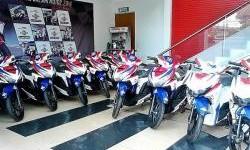 Motor-Motor Juara Federal Matic Special Cool Prizes Siap Kirim !