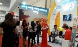 MPM Rent Hadir Di GIIAS, Kunjungi Boothnya Feders