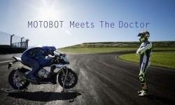 Valentino Rossi Ditantang Motobot, Robot Yang Bisa Kendarai Yamaha YZF-R1M