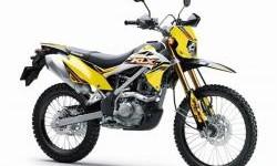 Kawasaki KLX 150BF SE, Makin Siap Terabas Segala Medan