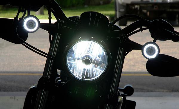 Utak-Atik Lampu Motor, Sanksi Kurungan 2 Bulan Menanti