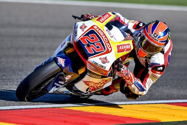 Sam Lowes Dominasi Moto2 Aragon, Perkasa Sejak Start