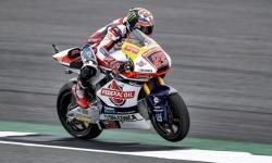 Zarco Giring Lowes Keluar Lintasan, Gelar Juara Moto2 Inggris Melayang