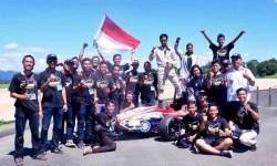 Tim Indonesia Raih Penghargaan Pada Student Formula Japan 2016