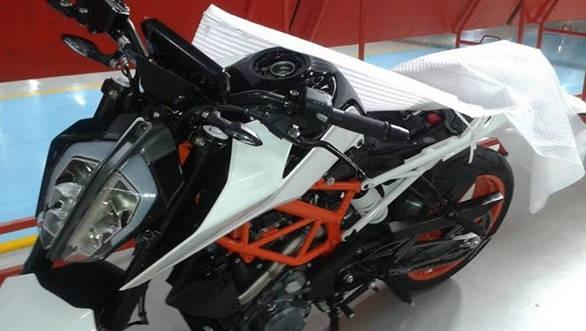 KTM Terbaru Akan Hadir di Intermot