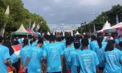 Riuhnya 1.400 Pelari Ikuti Banyuwangi Run 2016