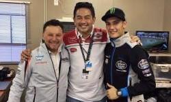 Hadirnya Presiden Federal Lubricants di Moto2 Jepang, Tegaskan Komitmen Federal Oil di Kancah Dunia