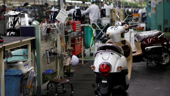 Honda Dan Yamaha 'Kawin', Proyeksi Kuasai Pasar