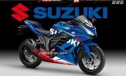 Suzuki Indonesia Akan Launching Produk Baru, GSX250 kah ?