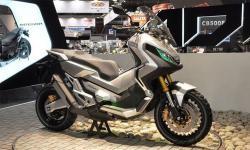 Honda X-ADV, Bisa Jalan Aspal, Atau Bebatuan