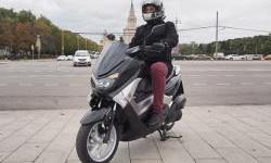 Yamaha NMax Digemari di Rusia, Namanya Yamaha NM-X