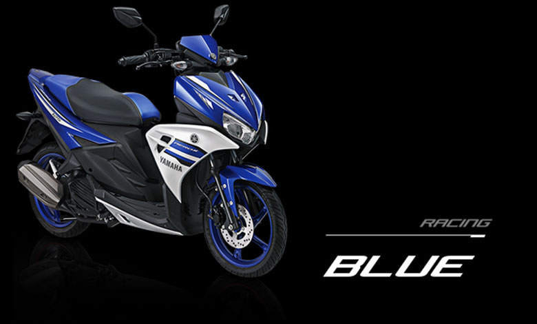 Yamaha Aerox 155, Dijual Rp 24 Jutaan di Thailand