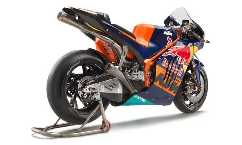 KTM MotoGP Versi Jalan Raya, Akan Hadir 2018
