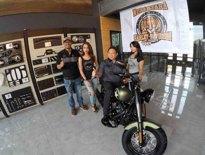 Nusantara Harley-Davidson, Authorized Dealer di Indonesia