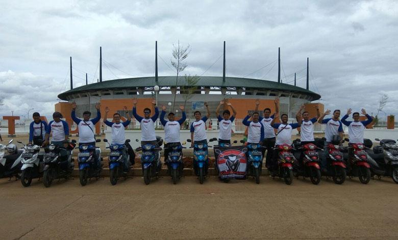 Komunitas Suzuki Address, Jalin Kekompakan Hadapi 2017