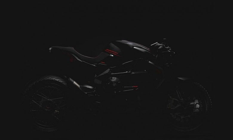 MV Agusta Dragster, Ini Versi Limited, Gahar !!!