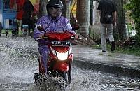 Motor Rusak Akibat Banjir, Tidak Ada Garansi !