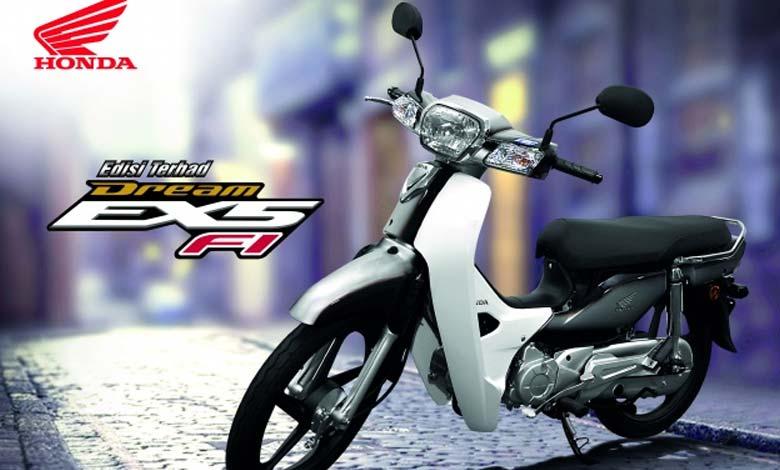Honda EX5 Dream FI, Ini Dia Astrea Injeksi