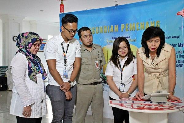 Hadiah Rp 100 Juta dari Spesial Surprizing Is Back Milik Feders Asal Lampung