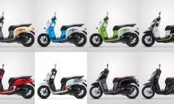 Ini 8 Warna Menarik dari All New Honda Scoopy