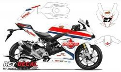 Ada Livery Federal Oil di IndoSpeed Race Series 2017, Motornya Honda CBR250RR