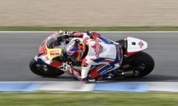 Pre-Test Jerez, Jorge Navarro Bersaing