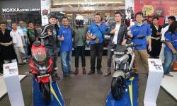 Suzuki Boyong Artis Launching GSX-R150 dan GSX-S150