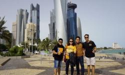 BOD Federal Oil Akan Kawal Jorge Navarro ke Garis Start di Moto2 Qatar