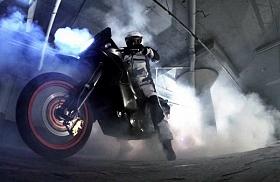 Burn Out Dua Roda, Motor Ini Pelopornya