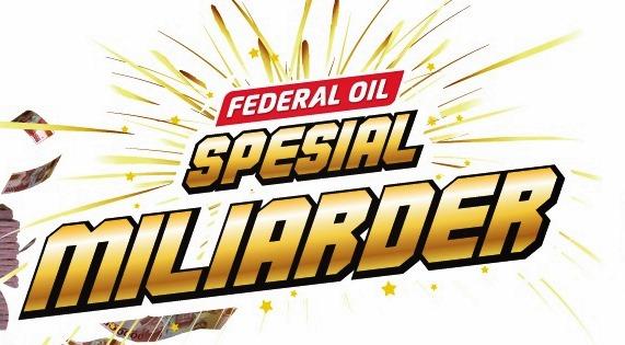 Sudah Ikutan Belum ? Federal Oil Miliarder Berhadiah Utama Rp 1 Miliar !