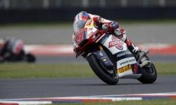 Moto2 Argentina, Jorge Navarro Kemas Poin Pertama