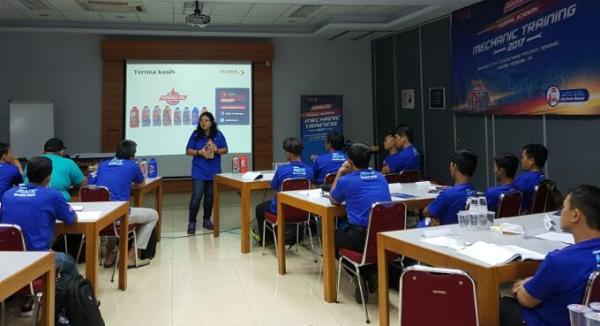 Federal Academy Jakarta, 30 Orang Montir Ikuti Mechanic Training