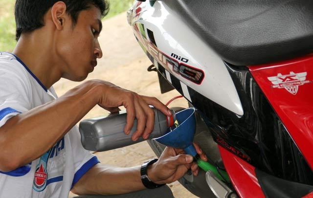 Motor Matic Modifikasi Butuh Perawatan Spesial
