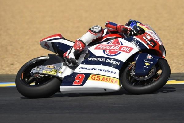 Jatuh di Moto2 Perancis, Jorge Navarro Sebut Ini Tidak Biasa