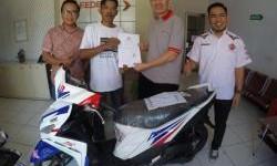 Ini Pemenang Motor Matic Area Jawa Timur dari Federal Oil Spesial Surprizing Is Back