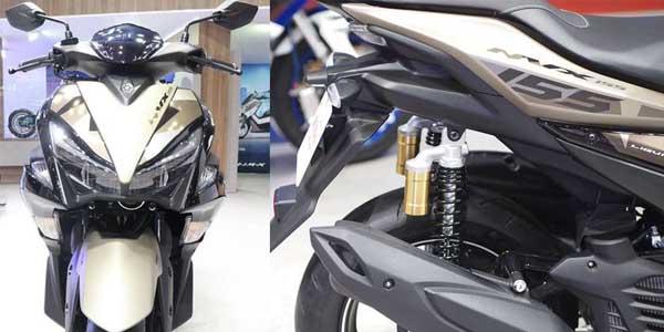 Keren! Yamaha Rilis Aerox Limited Edition, Lebih Personal Dengan Laburan Warna Khusus