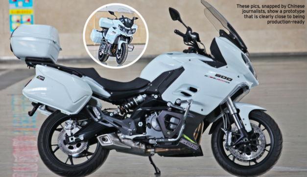 Rencana Benelli Rilis Motor Adventure 600cc