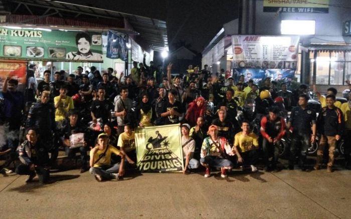 Federal Oil Gelar Bukber dan Nobar MotoGP Bareng Komunitas Motor