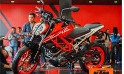 KTM Indonesia Rilis Duke 250 dan Duke 390