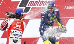 Intip Klasemen Sementara MotoGp, Rossi Tempel Dovi